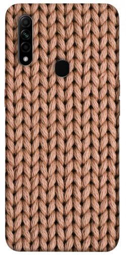 Чехол itsPrint Knitted texture для Oppo A31