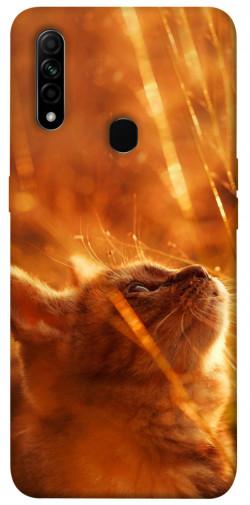 Чехол itsPrint Magic cat для Oppo A31