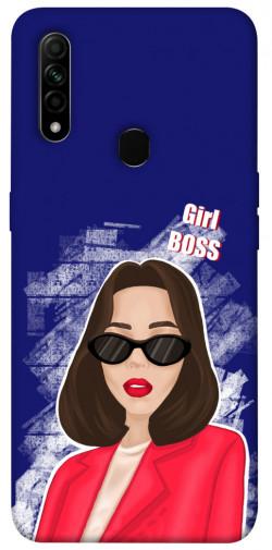 Чехол itsPrint Girl boss для Oppo A31