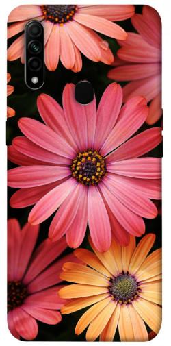 Чехол itsPrint Осенние цветы для Oppo A31