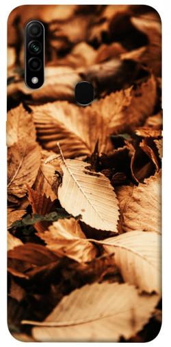 Чехол itsPrint Опавшая листва для Oppo A31