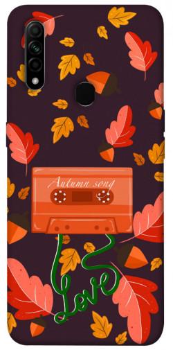 Чехол itsPrint Autumn sound для Oppo A31