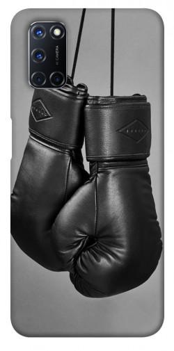 Чехол itsPrint Черные боксерские перчатки для Oppo A52 / A72 / A92