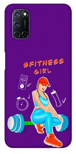 Чехол itsPrint Fitness girl для Oppo A52 / A72 / A92