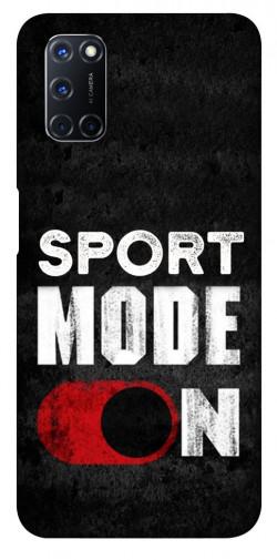 Чехол itsPrint Sport mode on для Oppo A52 / A72 / A92