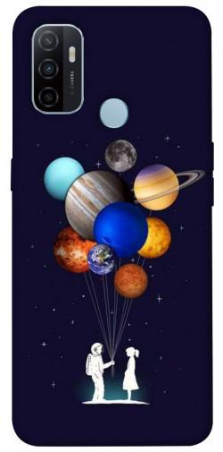 Чехол iPrint Галактика для Oppo A53 / A32 / A33