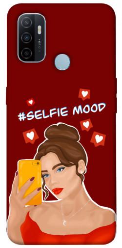 Чехол itsPrint Selfie mood для Oppo A53 / A32 / A33