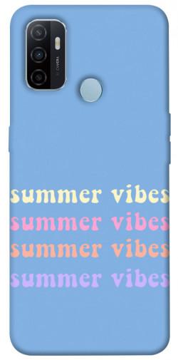 Чехол itsPrint Summer vibes для Oppo A53 / A32 / A33