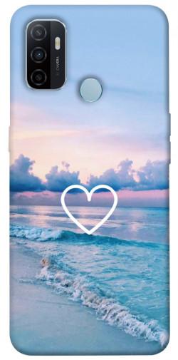 Чехол itsPrint Summer heart для Oppo A53 / A32 / A33