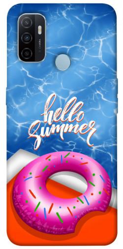 Чехол itsPrint Hello summer для Oppo A53 / A32 / A33