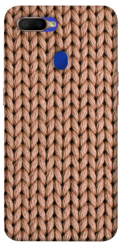 Чехол itsPrint Knitted texture для Oppo A5s / Oppo A12
