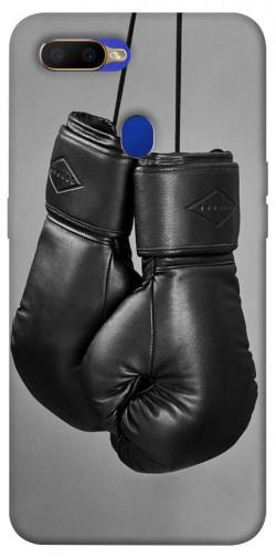 Чехол itsPrint Черные боксерские перчатки для Oppo A5s / Oppo A12