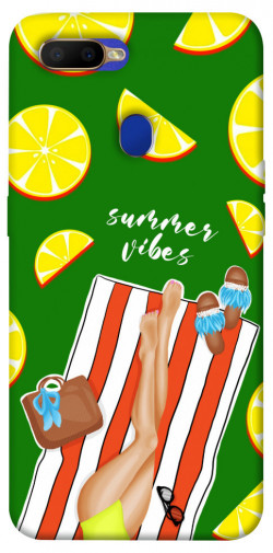 Чехол itsPrint Summer girl для Oppo A5s / Oppo A12