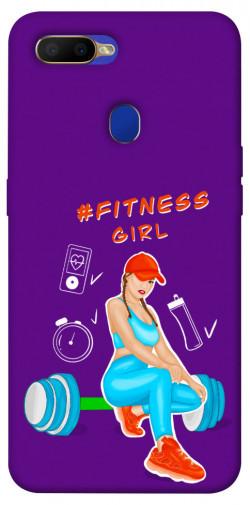 Чехол itsPrint Fitness girl для Oppo A5s / Oppo A12