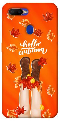 Чехол itsPrint Hello autumn для Oppo A5s / Oppo A12