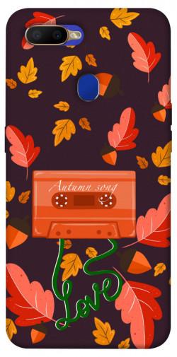 Чехол itsPrint Autumn sound для Oppo A5s / Oppo A12