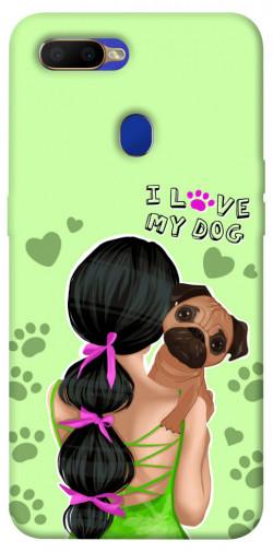 Чехол itsPrint Love my dog для Oppo A5s / Oppo A12