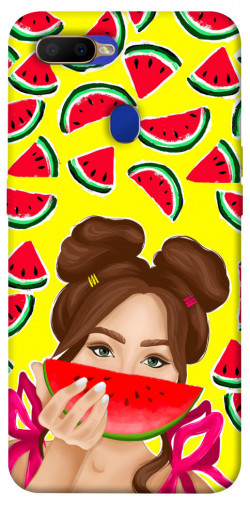 Чехол itsPrint Watermelon girl для Oppo A5s / Oppo A12