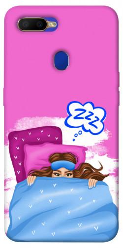 Чехол itsPrint Sleepу girl для Oppo A5s / Oppo A12