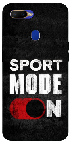 Чехол itsPrint Sport mode on для Oppo A5s / Oppo A12