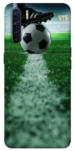 Чехол itsPrint Футболист для Oppo A91