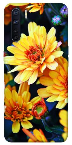 Чехол itsPrint Yellow petals для Oppo A91