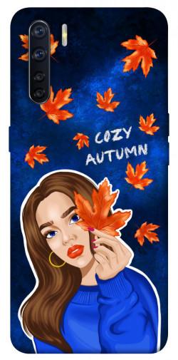 Чехол itsPrint Cozy autumn для Oppo A91