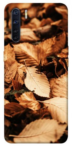 Чехол itsPrint Опавшая листва для Oppo A91