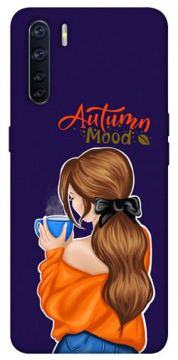 Чехол itsPrint Autumn mood для Oppo A91