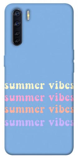 Чехол itsPrint Summer vibes для Oppo A91