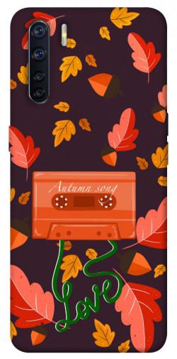 Чехол itsPrint Autumn sound для Oppo A91