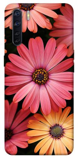 Чехол itsPrint Осенние цветы для Oppo A91