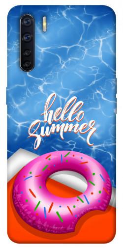 Чехол itsPrint Hello summer для Oppo A91
