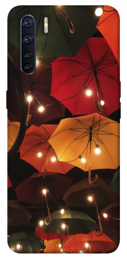 Чехол itsPrint Ламповая атмосфера для Oppo A91