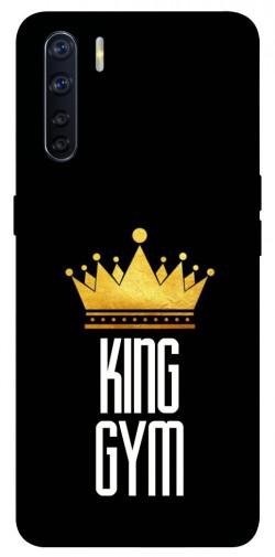 Чехол itsPrint King gym для Oppo A91