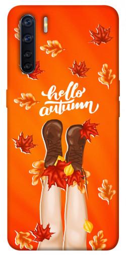 Чехол itsPrint Hello autumn для Oppo A91