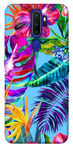 Чехол itsPrint Watercolor flowers для Oppo A5 (2020) / Oppo A9 (2020)