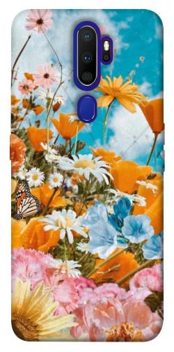 Чехол itsPrint Летние цветы для Oppo A5 (2020) / Oppo A9 (2020)