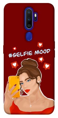 Чехол itsPrint Selfie mood для Oppo A5 (2020) / Oppo A9 (2020)