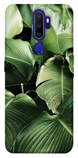 Чехол itsPrint Тропическая листва для Oppo A5 (2020) / Oppo A9 (2020)