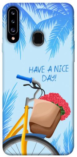 Чехол itsPrint Have a nice day для Samsung Galaxy A20s