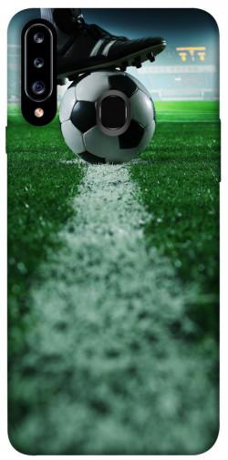 Чехол itsPrint Футболист для Samsung Galaxy A20s