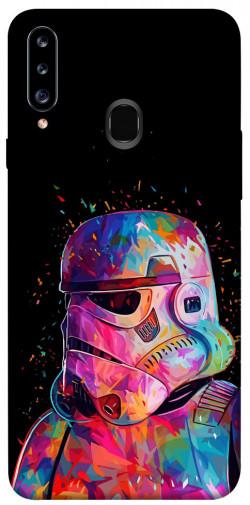 Чехол itsPrint Color astronaut для Samsung Galaxy A20s