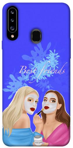 Чехол itsPrint Best friends для Samsung Galaxy A20s