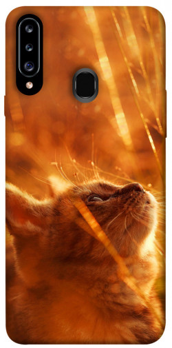 Чехол itsPrint Magic cat для Samsung Galaxy A20s