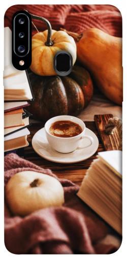 Чехол itsPrint Осеннее настроение для Samsung Galaxy A20s