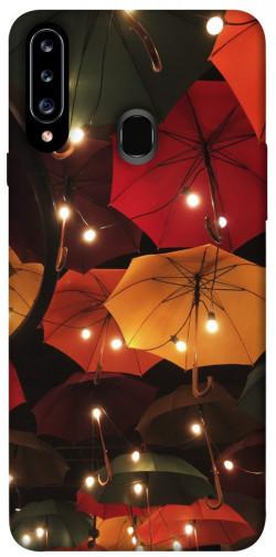Чехол itsPrint Ламповая атмосфера для Samsung Galaxy A20s