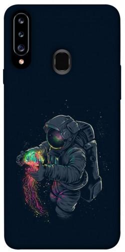 Чехол itsPrint Walk in space для Samsung Galaxy A20s