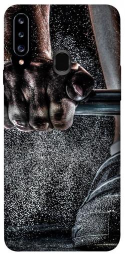 Чехол itsPrint Athlete для Samsung Galaxy A20s