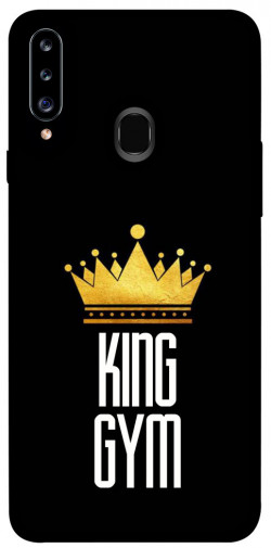 Чехол itsPrint King gym для Samsung Galaxy A20s